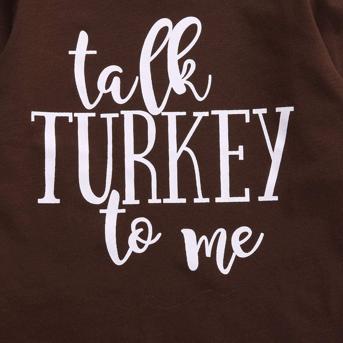 LZCYILANXIULSL Infant Toddler Baby Girl Thanksgiving Outfit Turkey Shirts Tops /& Bloomer Shorts Cute Clothes Sets