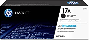 HP 17A (CF217A) Black Toner Cartridge for HP LaserJet Pro M102 M130