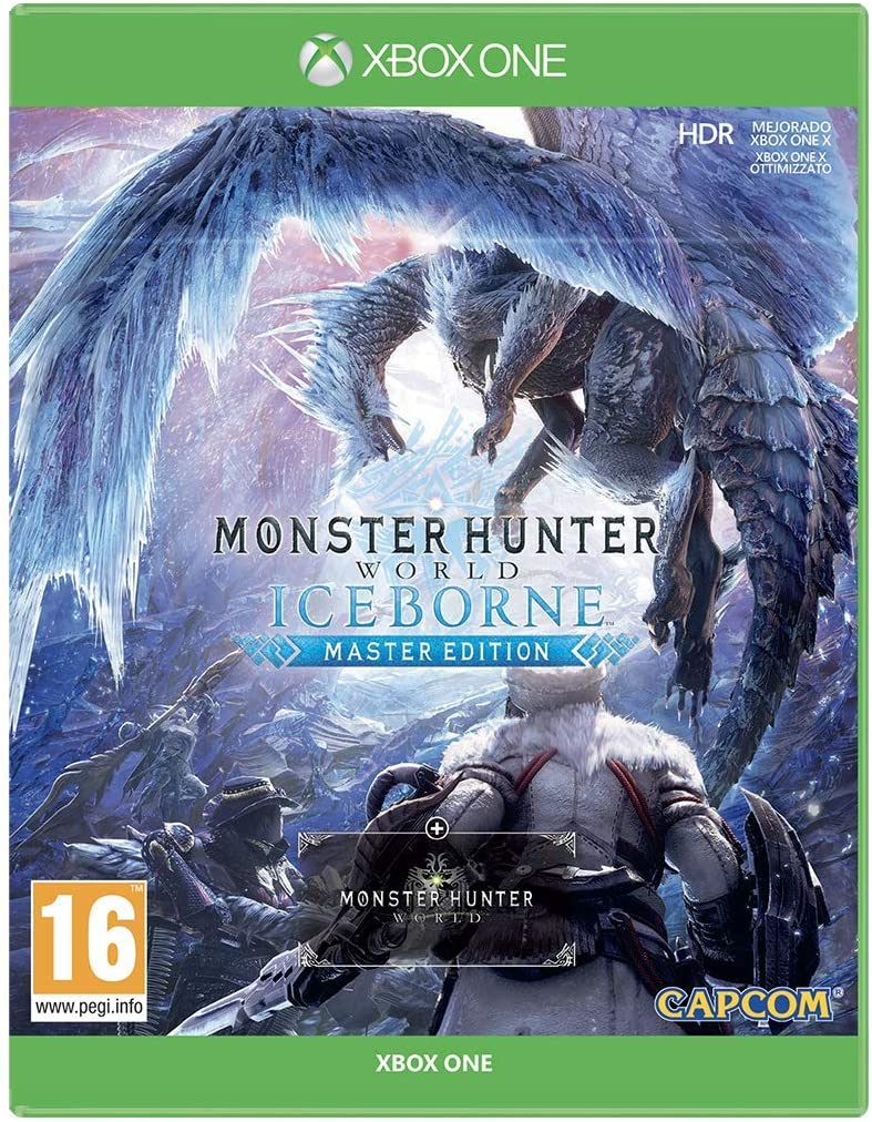 Monster Hunter World: Iceborne - Master Edition - Xbox One: Amazon ...