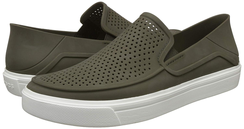 ad6deec91 crocs Men s Citilane Roka Slip-On M Sneakers  Buy Online at Low Prices in  India - Amazon.in