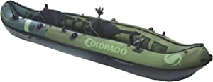 Sevylor Coleman Colorado 2-Person Beginner Kayak