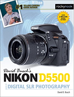 Nikon D5500 For Dummies - Kindle edition by Julie Adair King