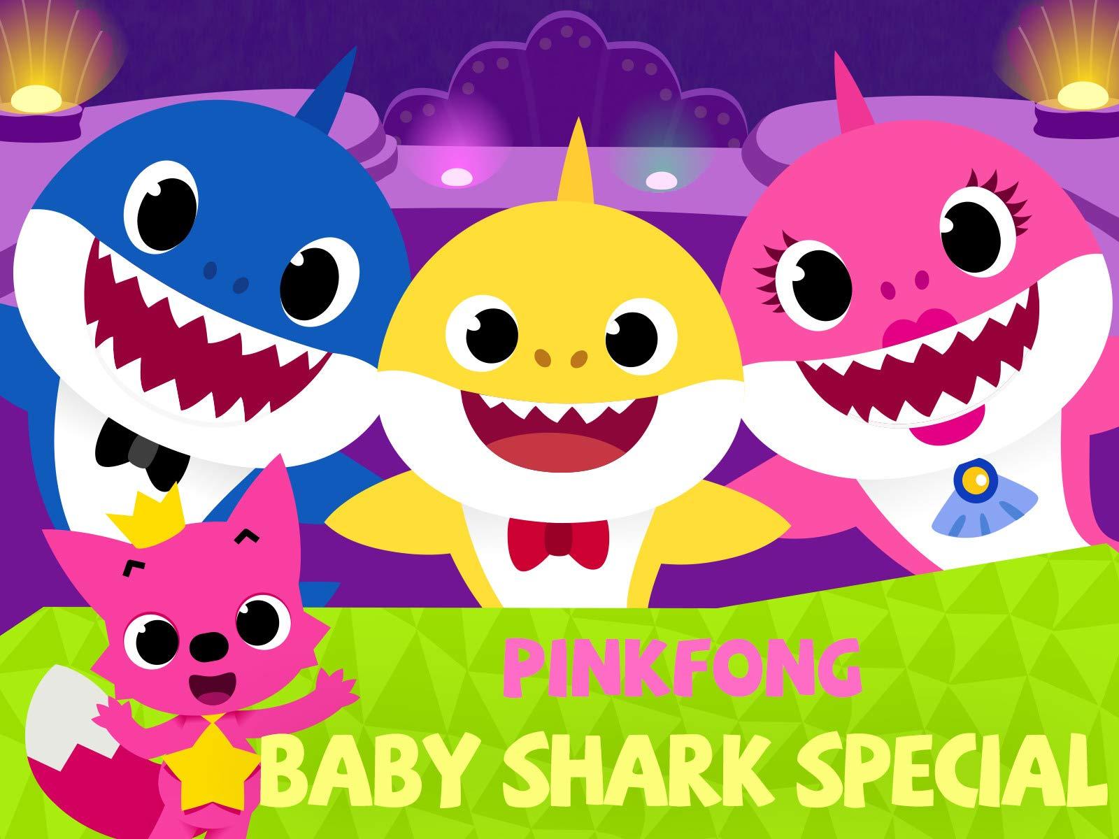 Amazoncom Pinkfong Baby Shark Special Pinkfong Amazon
