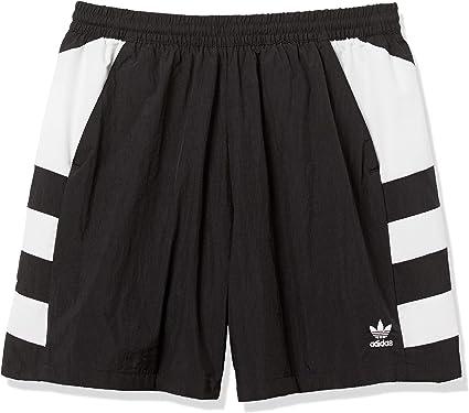 Adidas Originals Women S Large Logo Shorts At Amazon Women S Clothing Store