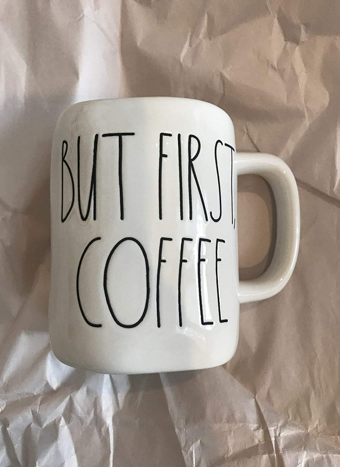 Amazon Com Rae Dunn But First Coffee Kitchen Dining