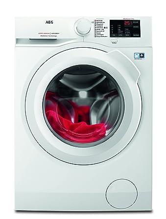 Aeg L6fb54670 Waschmaschine A 1600 Upm 7 Kg Amazon De Elektro
