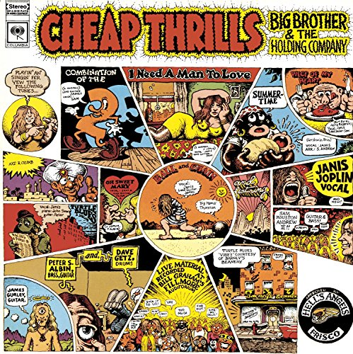 Big Brother & The Holding Company - Cheap Thrills/I Got Dem