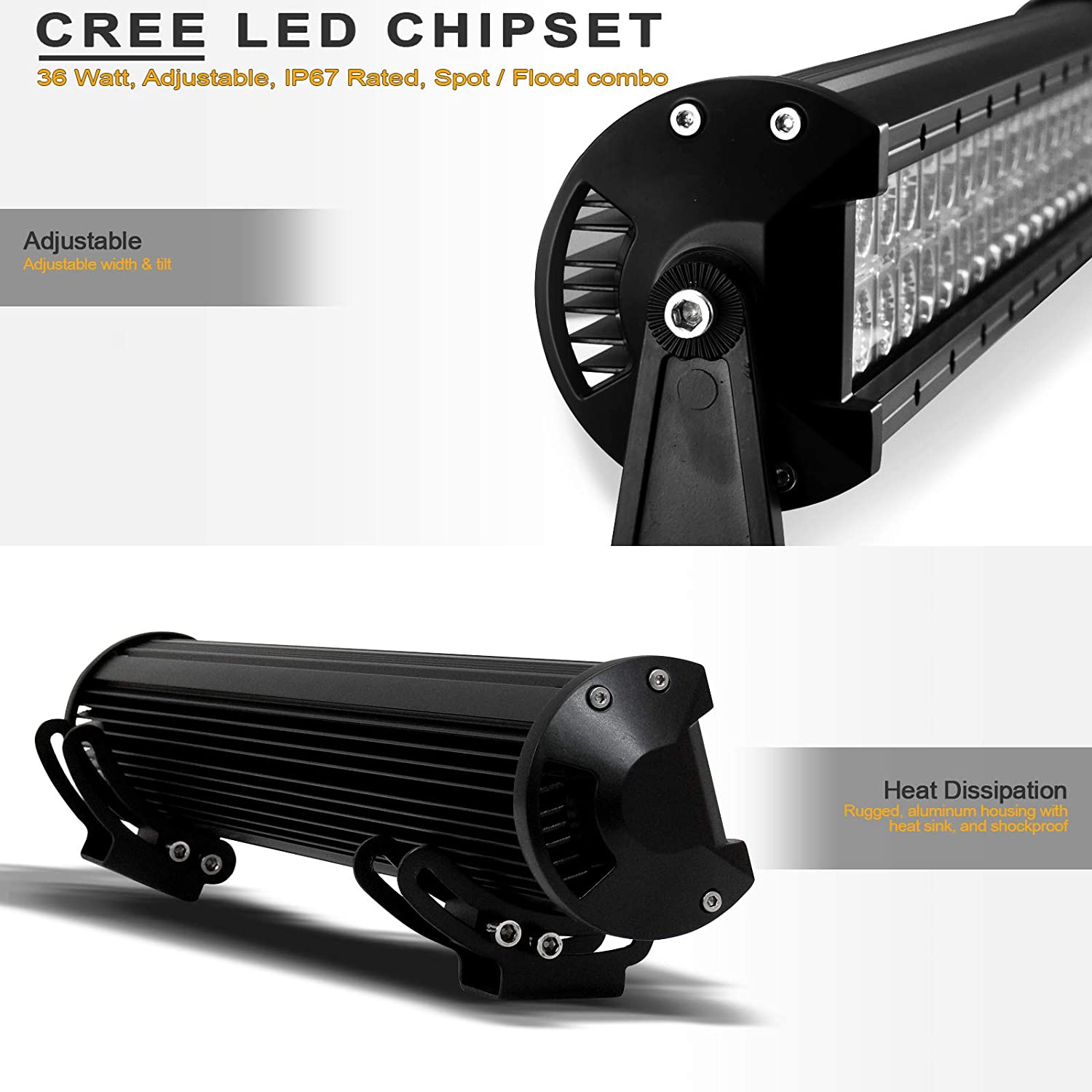 Matte Black with 120W CREE LED Lights Bar For 09-18 Dodge Ram 1500//2019 Classic Stehlen 714937187429 3 Studded Mesh Series Bull Bar