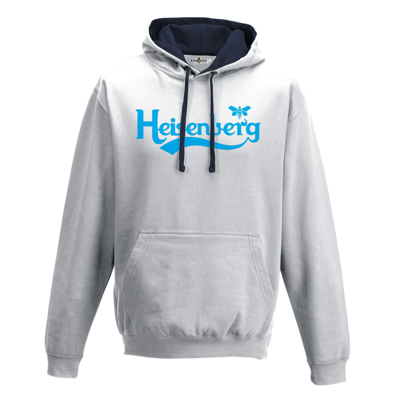 KiarenzaFD Sudadera Capucha Bi Breaking Bad Parodia Heisenberg Cerveza 1 Streetwear: Amazon.es: Ropa y accesorios
