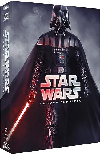 Star wars. La saga completa - Ideas para regalar cuando visitas a amigos