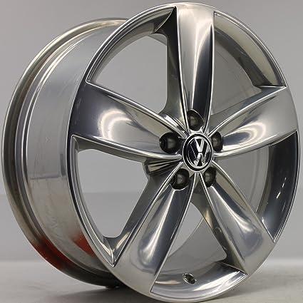 Original Volkswagen Polo 6R 17 pulgadas Boavista aluminio Llanta ...