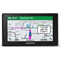 $129 » Garmin DriveSmart 50 NA LMT GPS Navigator System with Lifetime Maps and Traffic, Smart…