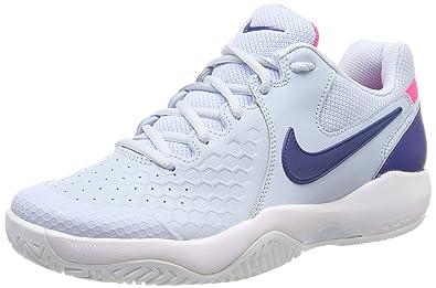 Nike Wmns Air Zoom Resistance, Zapatillas de Tenis para Mujer ...