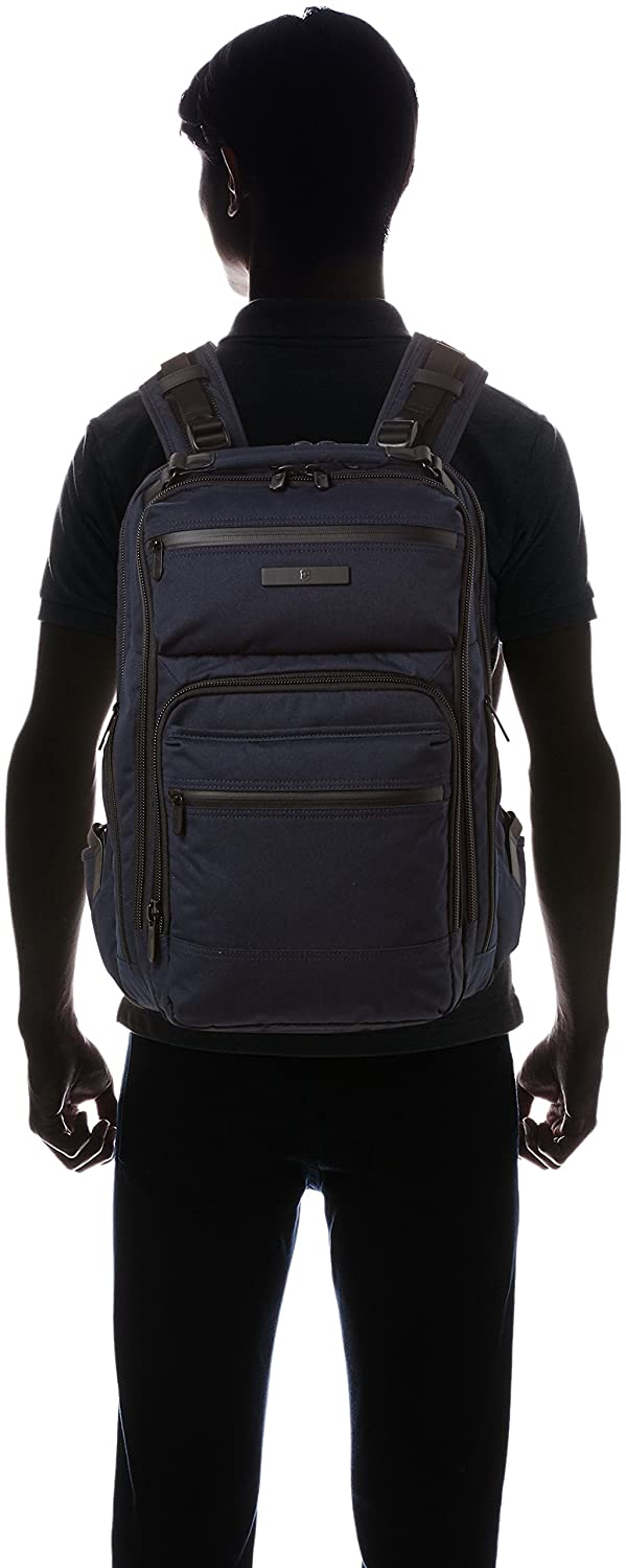 Amazon.com: Victorinox Architecture Urban Rath Business Backpack, Navy, One Size