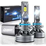 Fahren 9005/HB3 LED Headlight Bulbs, 60W 10000 Lumens Super Bright LED Headlights Conversion Kit 6500K Cool White IP68…