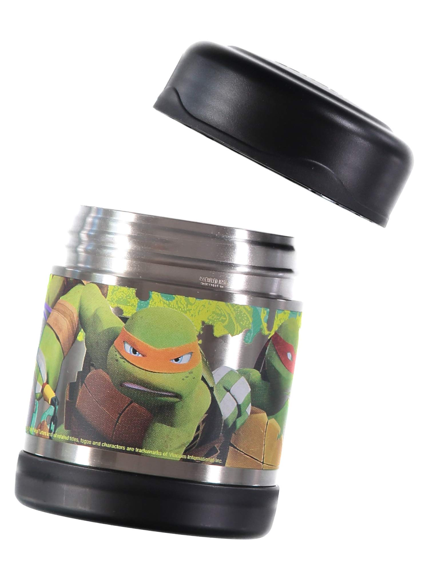 Thermos Funtainer 10 Ounce Food Jar, Teenage Mutant Ninja Turtles by Thermos (Image #2)