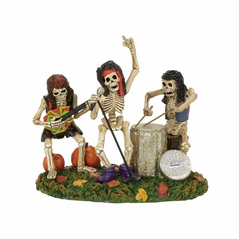 Department 56 Accessories for Villages Halloween Bone Jovi Figurine