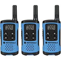 Deals on 3 Pack Motorola T100TP Talkabout Radio
