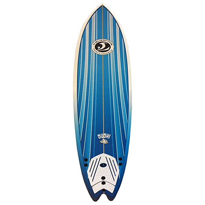 Best Surfboards :California Board Company 6'2'' Fish Surfboard