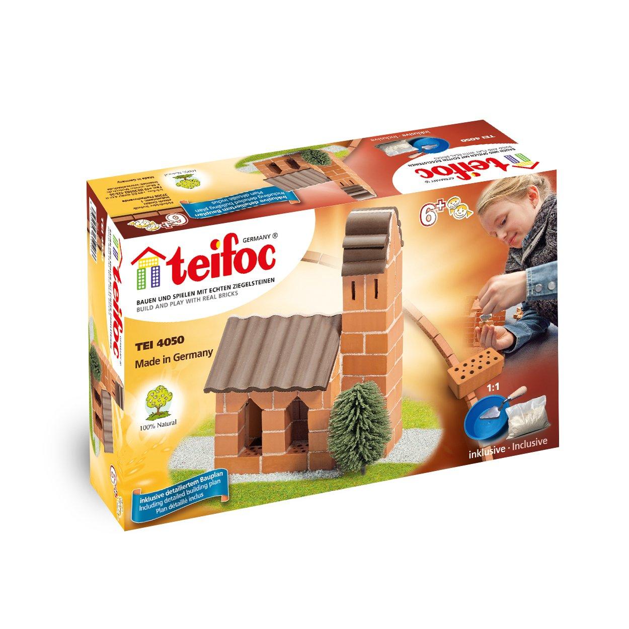 Teifoc TEI 902 Mortar 1 Kg: Amazon.co.uk: Toys & Games