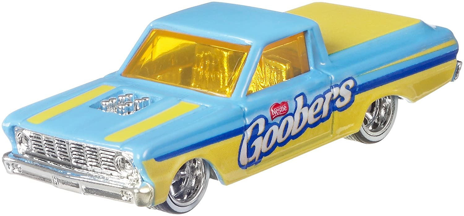 Hot Wheels 65 Ford Ranchero Fisher Price / Mattel Canada FKY25