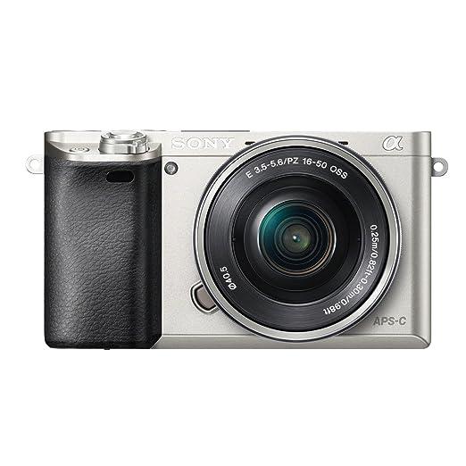277 opinioni per Sony Alpha 6000L Fotocamera Digitale Compatta, Obiettivo Intercambiabile,
