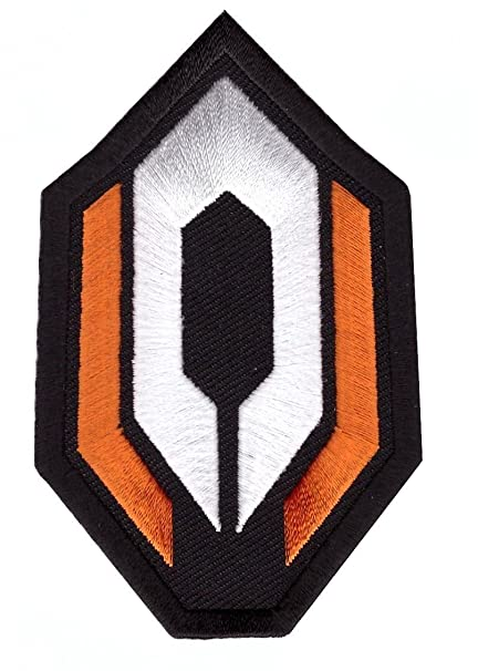 Hook Patch Cerberus Mass Effect Tactical Morale Cosplay