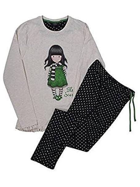 Gorjuss Santoro - Pijama - para mujer multicolor 6 años
