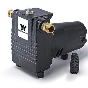WaterAce WA57CIUP Transfer Pump, Black