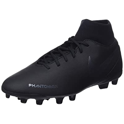 Nike - Phantom Vsn Club DF FG MG - AJ6959001 - Color: Black - Size: 9.0 | Soccer