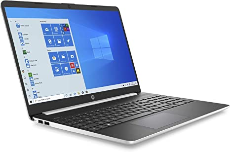 Hp 15s Fq1013na 15 6 Inch Full Hd Laptop Silver Intel Core I7 1065g7 16 Gb Ram 512 Gb Ssd Windows 10 Home Amazon Co Uk Computers Accessories