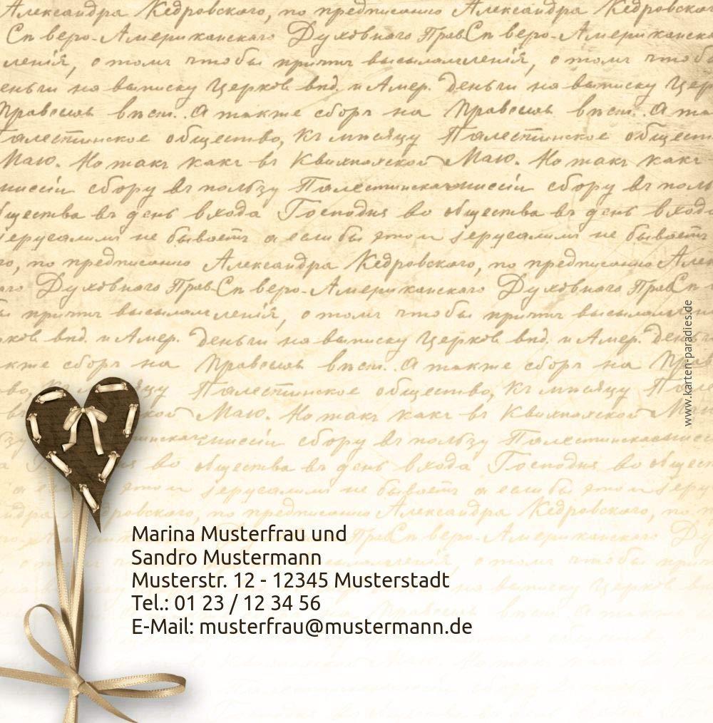 Hochzeit Einladung 2 Herzensgedicht, 10 Karten, Karten, Karten, TürkisGrauMatt B07HN4SPYG   Angenehmes Gefühl    In hohem Grade geschätzt und weit vertrautes herein und heraus    Online-Exportgeschäft  4c116e