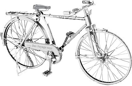 Iconx Bon Voyage Bicycle Metal Earth Fahrrad