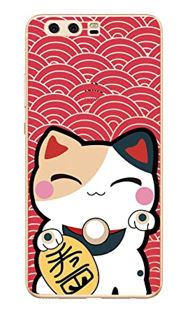 huawei p10 coque chat