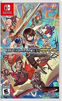 RPG Maker MV - Nintendo Switch: Sega of America Inc     - Amazon com