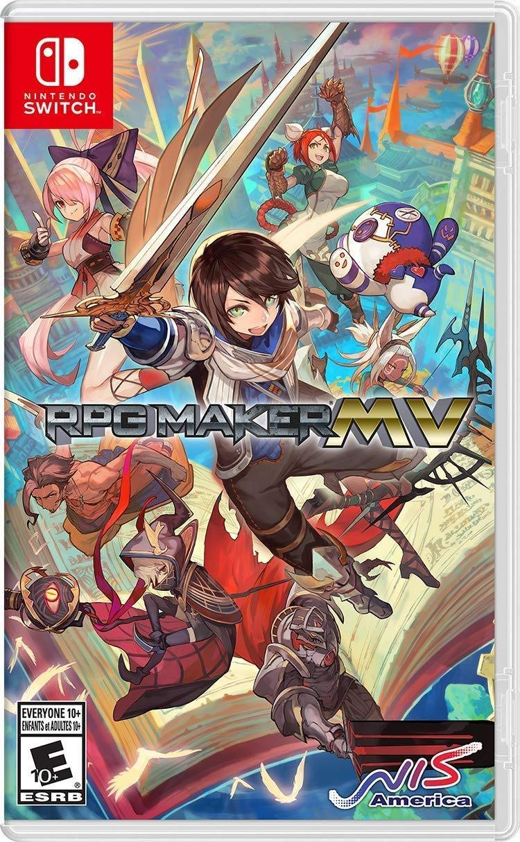 Poster. RPG Maker MV