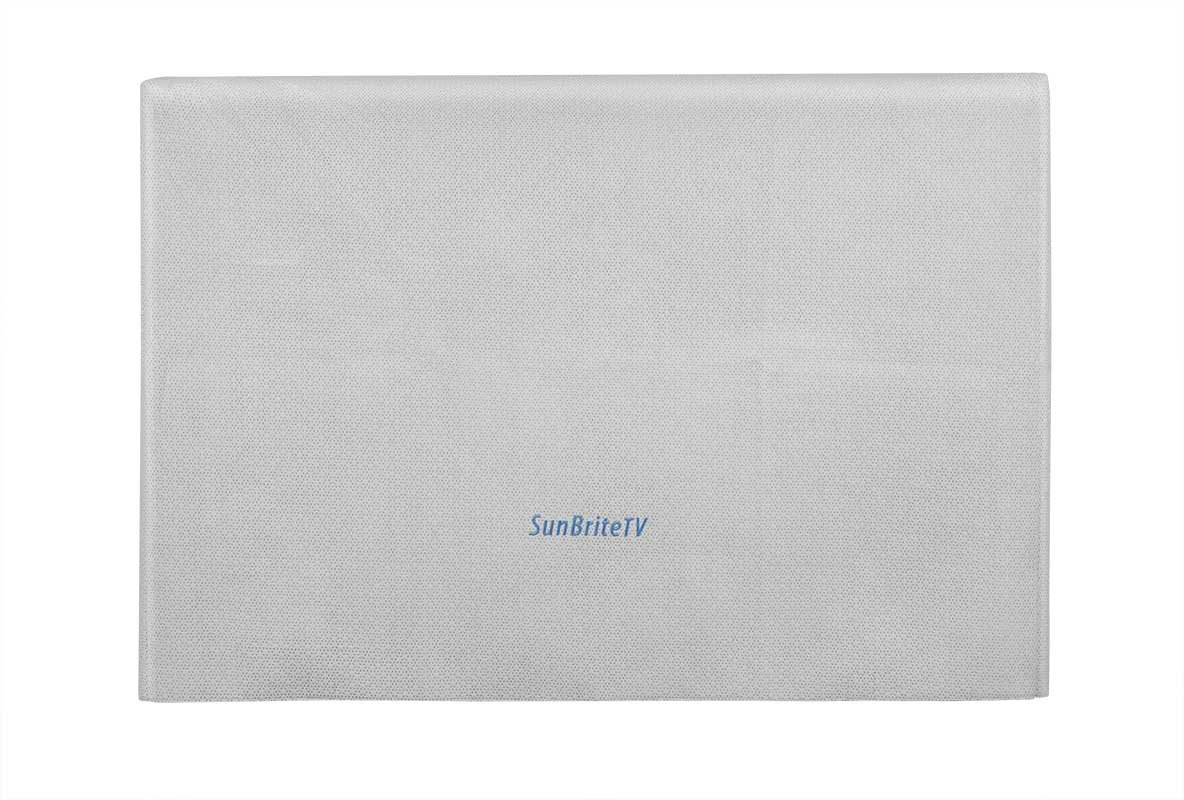 Sunbrite TV SB-DC461NA Polypropylene Premium Dust Cover for 46'' / 47'' / 49'' Outdoor TV