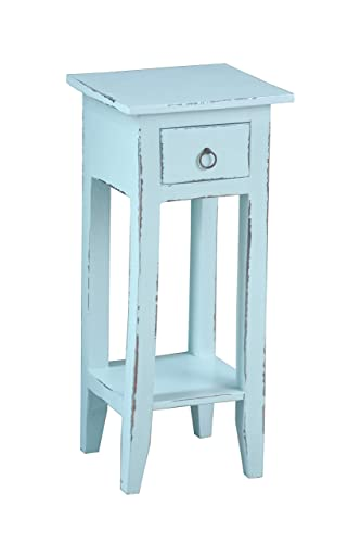 Sunset Trading Shabby Chic Cottage Accent Table