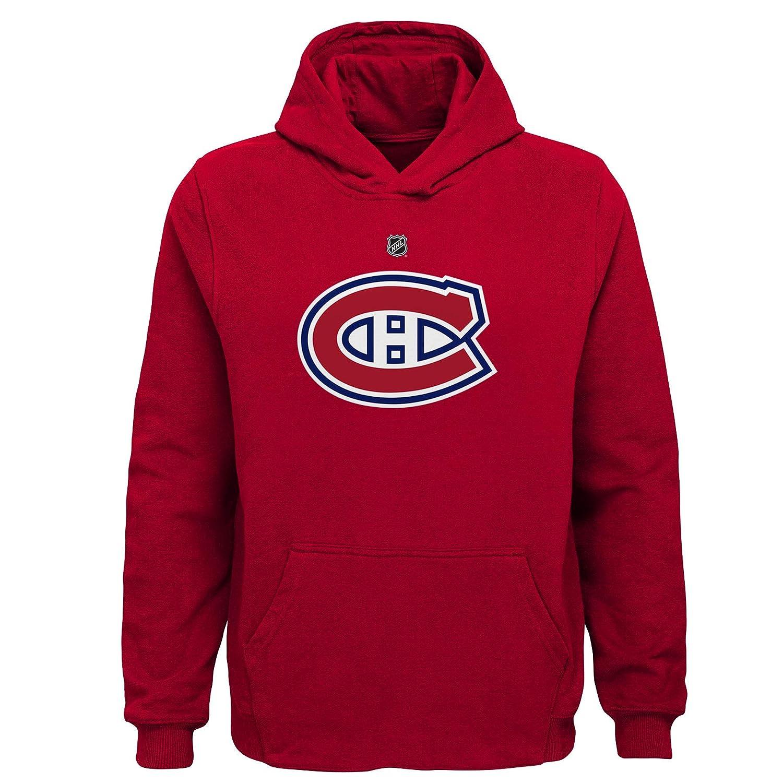 OuterStuff NHL Boys Primary Logo Fleece Hoodie