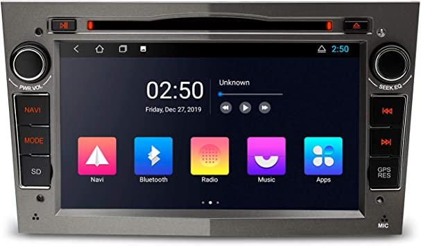 Xtrons 7 Inch Android 10 Car Radio With Touchscreen Elektronik