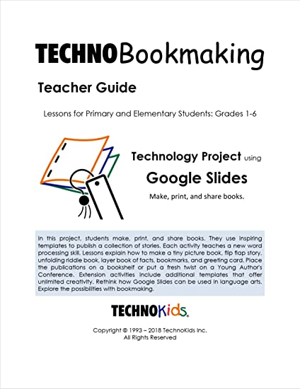 Amazon com : TechnoBookmaking: Easy to Make Books, 14 Templates for