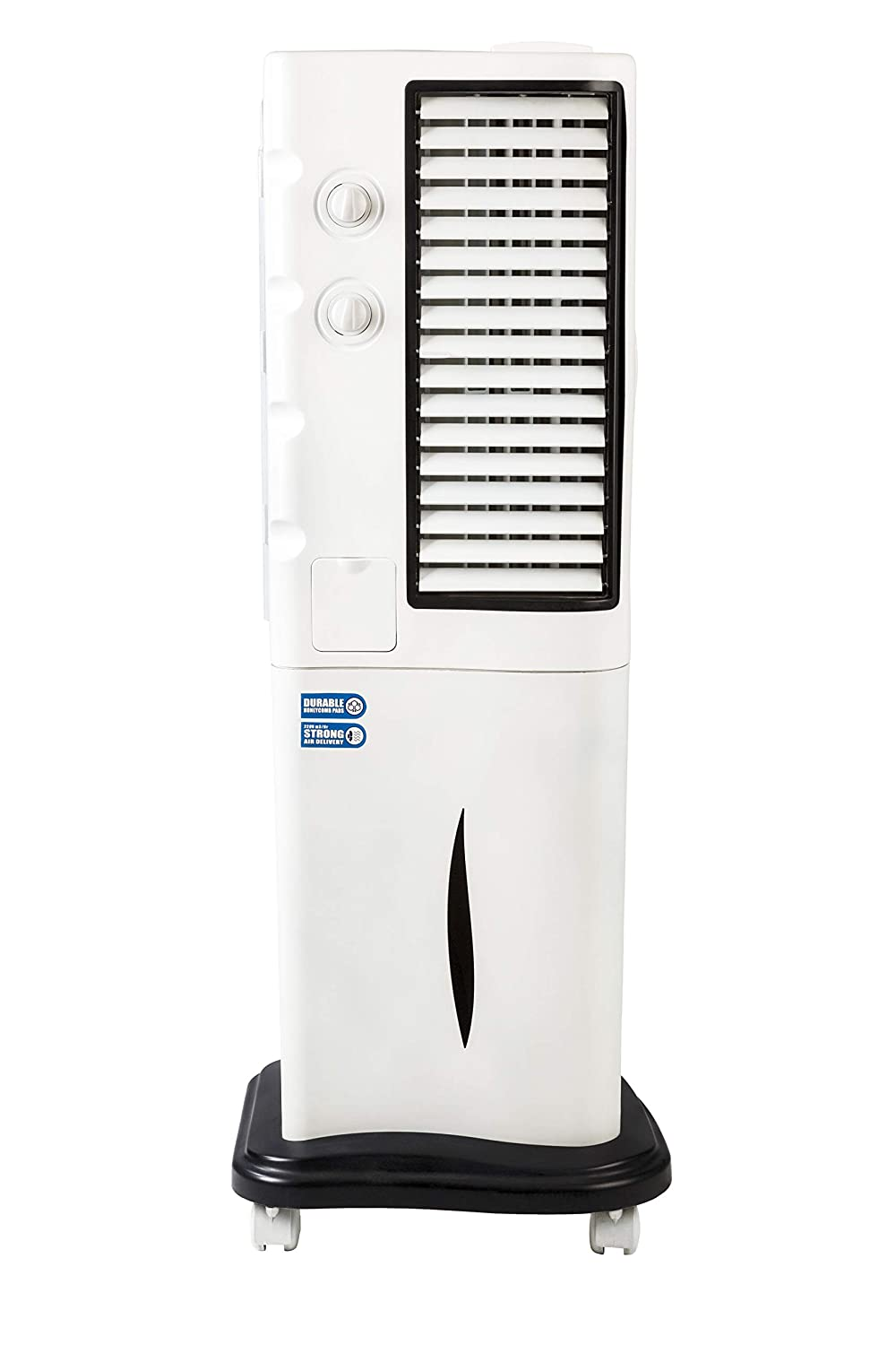 Usha Frost VX CT 353 35-Litre Tower Cooler (White)