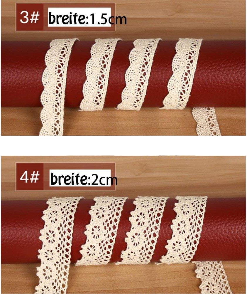 3 Meter Spitze weiß und Bunte Farbe mit punkte 2cm  Borte versand kostenlos!!!
