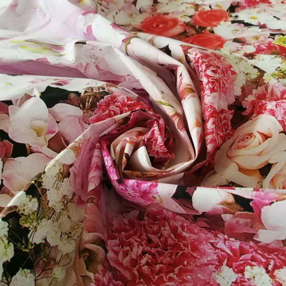 Mehofoto Blumen Hintergrund 8x6ft Blumen Wand Kamera