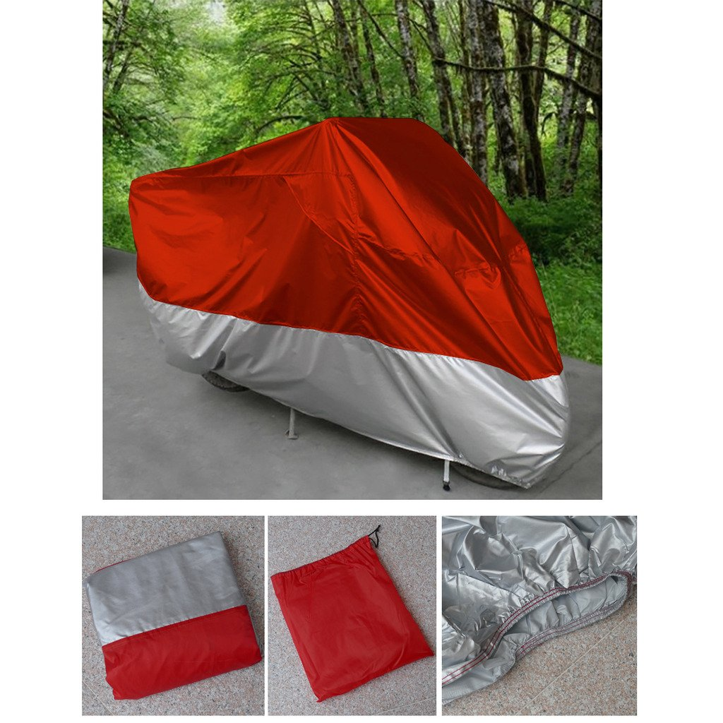 XXL-RS Motorcycle Cover For Honda Goldwing GL 1800 1500 1200 UV Dust Prevention
