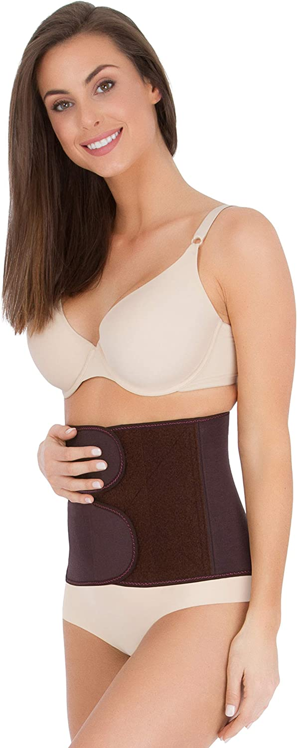 Belly Bandit B.F.F Belly Wrap for Postpartum Recovery and Belly Support XS