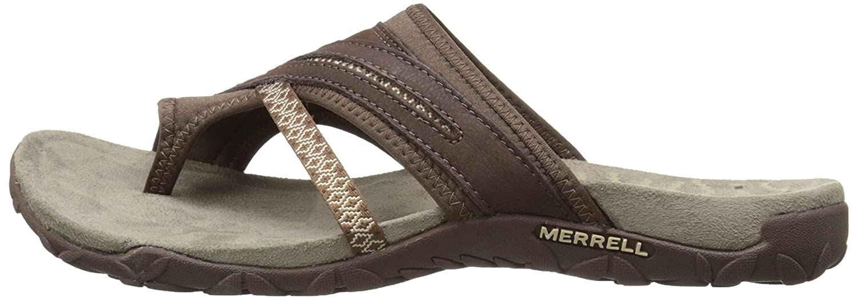Merrell Women's II Terran Post II Women's Sandal B00YDKFL6Q 8 M US Dark Earth 46a27a