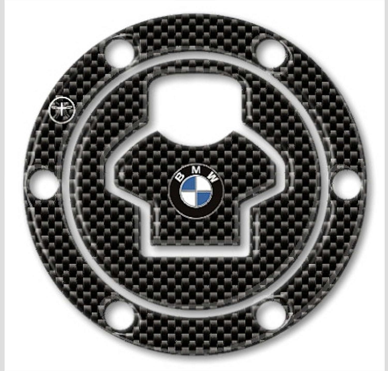Gé né rique Protection Bouchon de ré servoir BMW 2 modè les Stickers Ré sine 3D pour Moto Till 2006 Unbranded