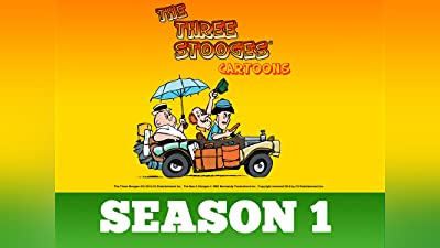 The New Three Stooges Cartoons