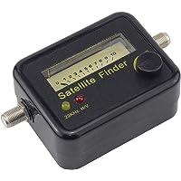 Satellite Signal Finder Meter Directv/Dish FTA HD Monitors Signal Strength Meter